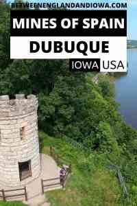 Mines of Spain Dubuque Iowa Best Hiking Trails