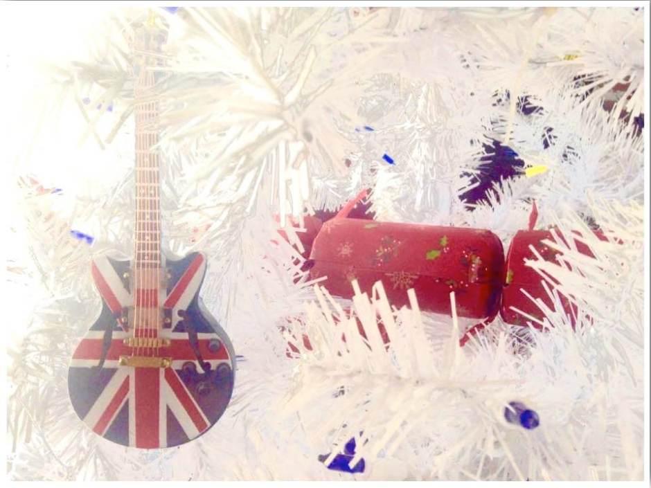 British Christmas in America