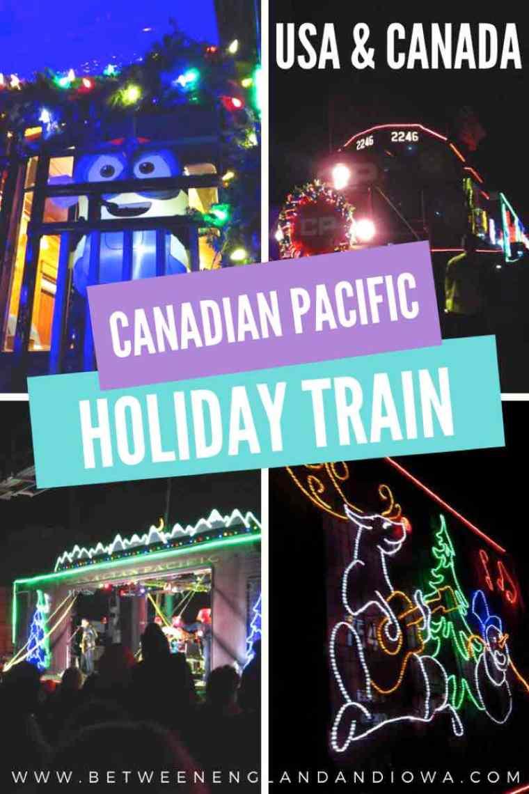 CP Christmas Train