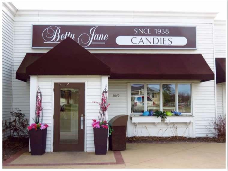 Betty Jane Candies Dubuque Iowa