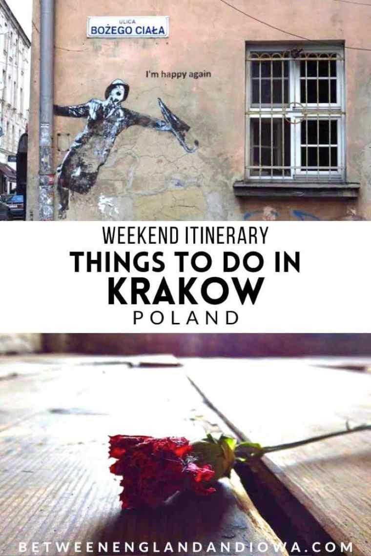 Krakow Itinerary: Things to do in Krakow Poland