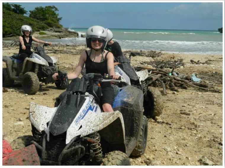 Chukka Cove Farm ATV Tour Jamaica