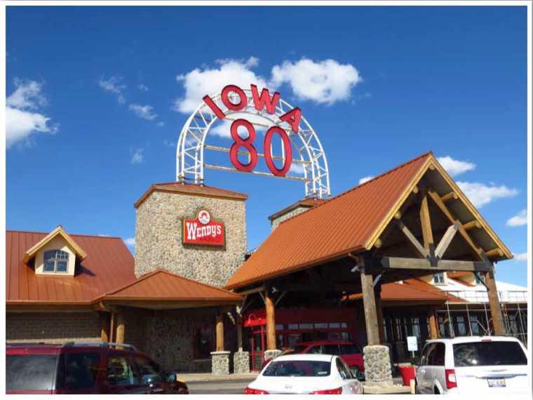 Iowa 80 Truck Stop