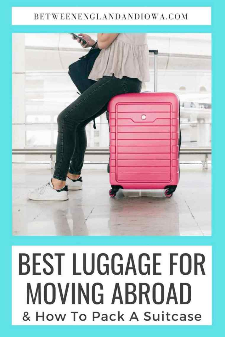 Best Luggage for Moving Abroad