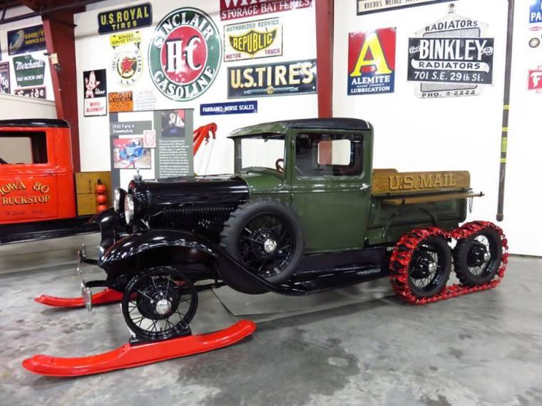 Iowa 80 Trucking Museum Walcott