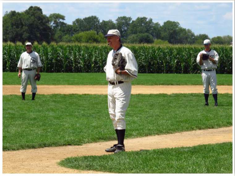 Field of Dreams Ghost Sunday