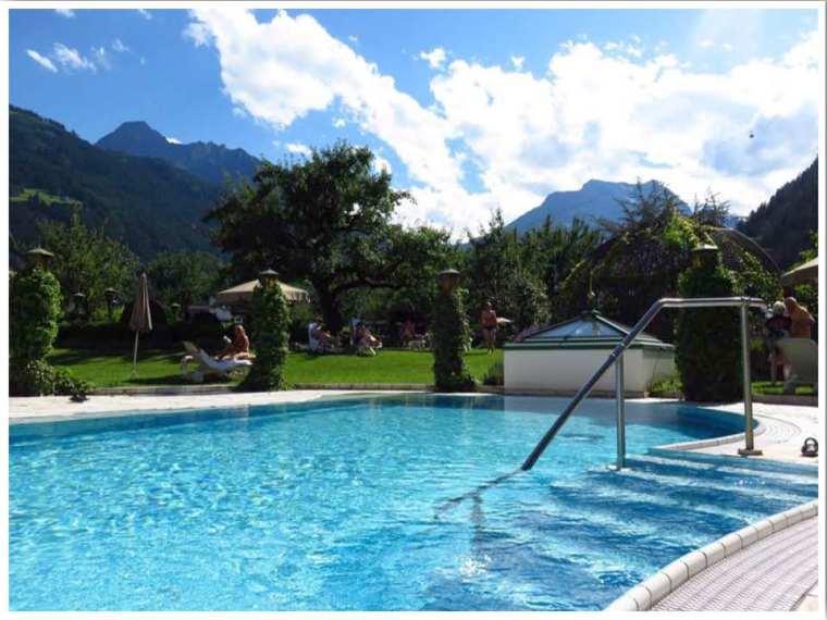 Mayrhofen Hotel Pool