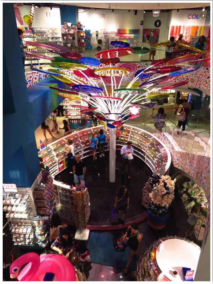 Dylan's Candy Bar Chicago Illinois
