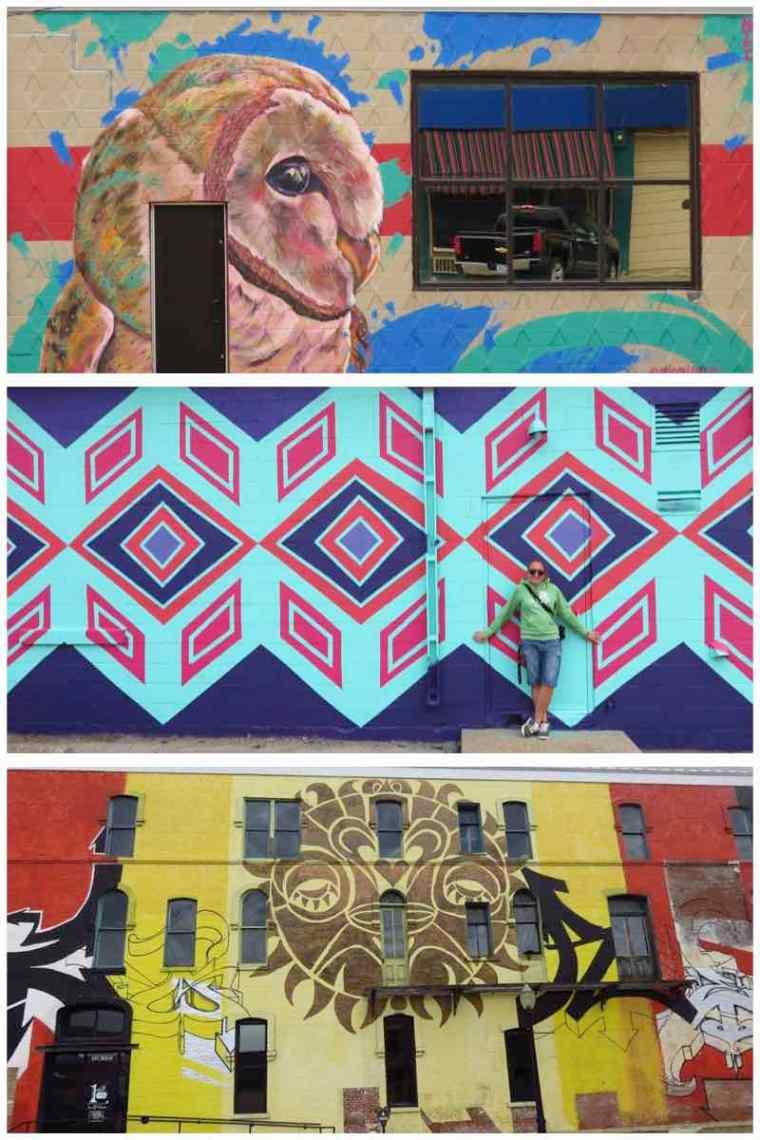 Dubuque Iowa Street Art
