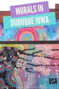 Murals in Dubuque Iowa