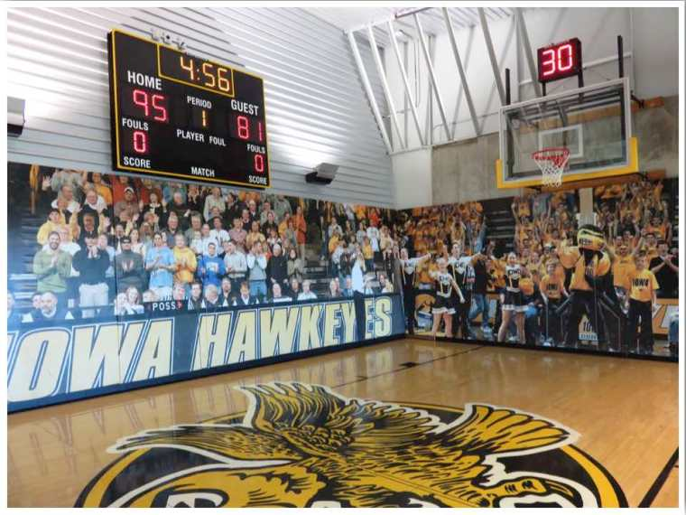University of Iowa Hall of Fame