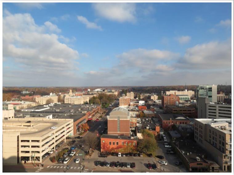 Vue Rooftop Iowa City