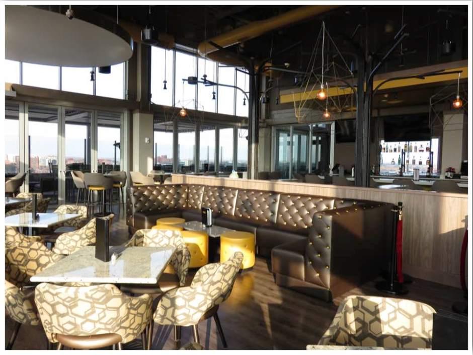 Vue Rooftop Bar Iowa City