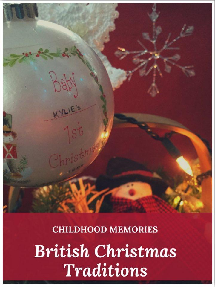Childhood Memories, British Christmas Traditions 1990s