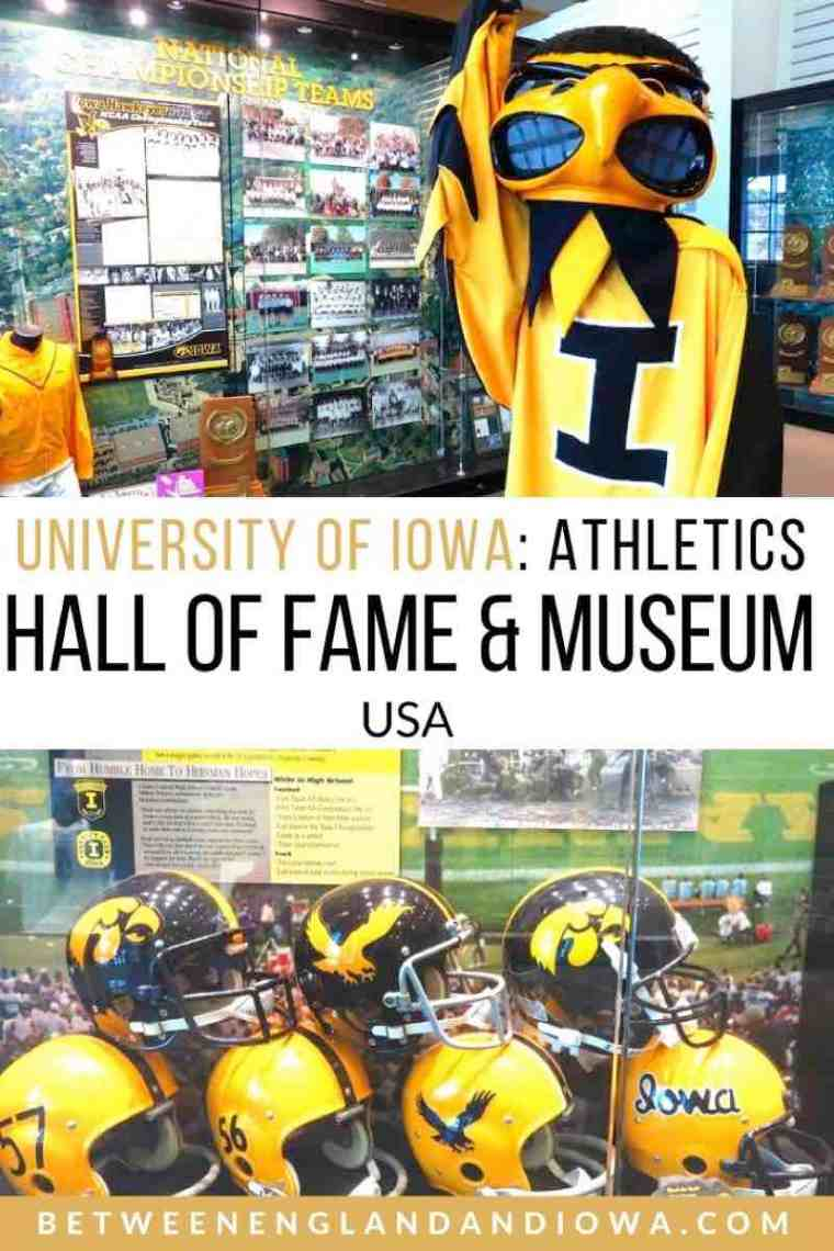 University of Iowa Athletics Hall of Fame and Museum