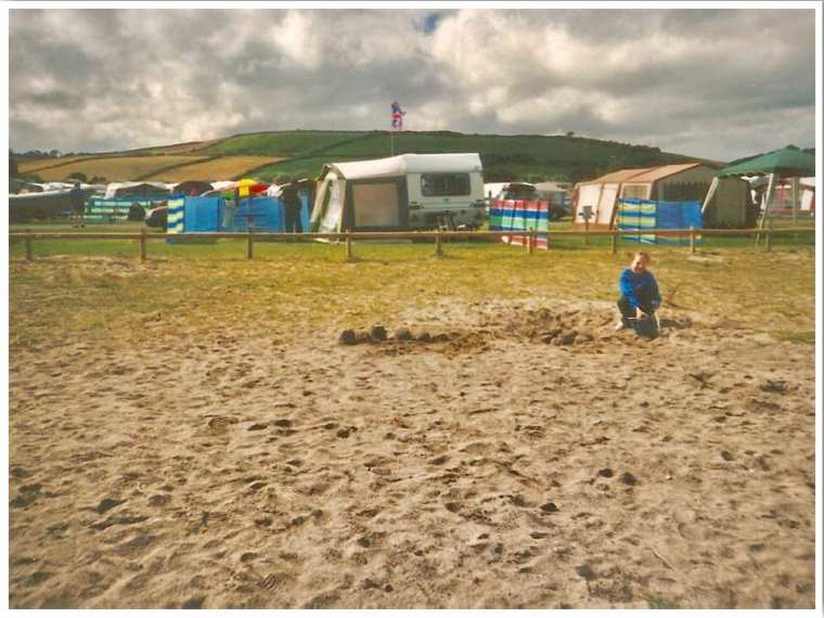 Camping in Cornwall