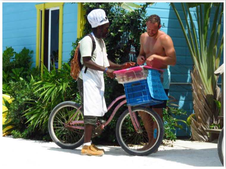 Caye Caulker Just Say The Word Baby!