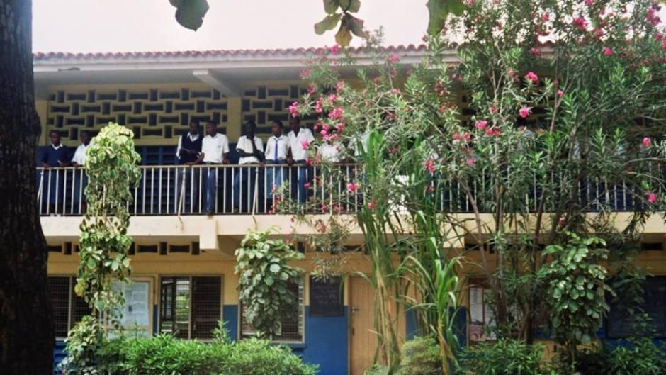 Kenyan High School