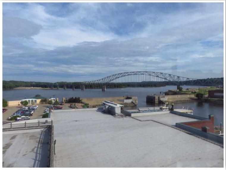 Mississippi River Museum Dubuque Iowa