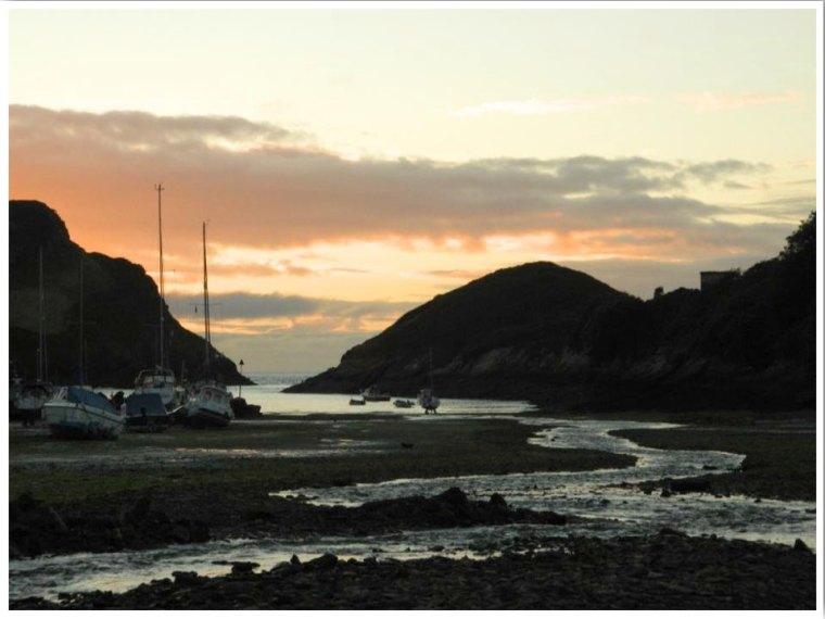 North Devon Watermouth Harbour