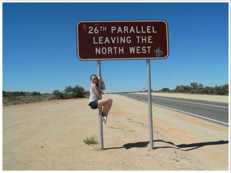Western Australia 26th Parallel