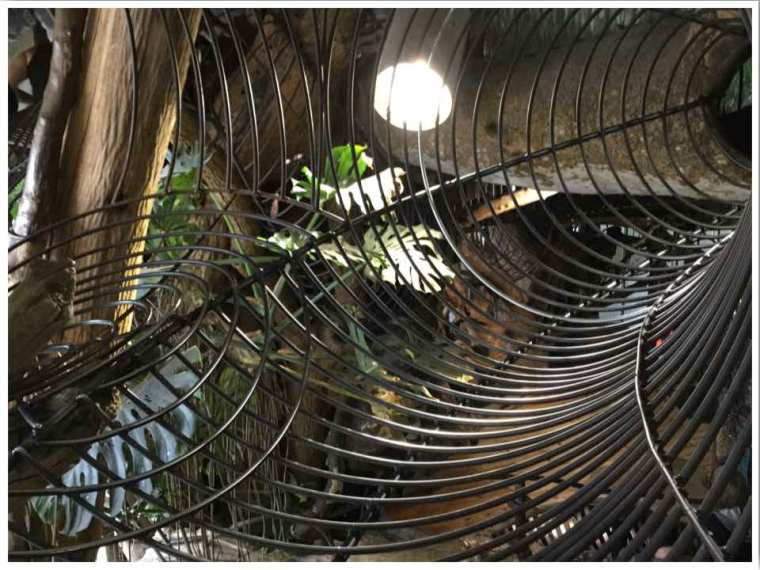 City Museum St Louis Tunnel