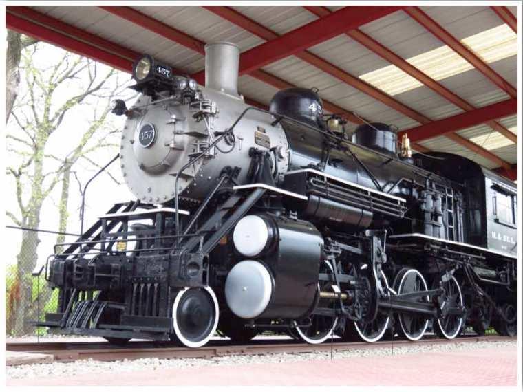 Mason City Cannonball 457 Iowa