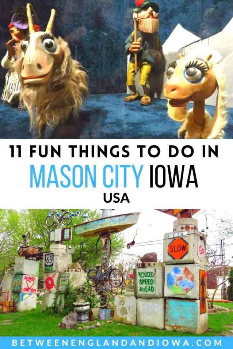 Fun Things To Do In Mason City Iowa USA