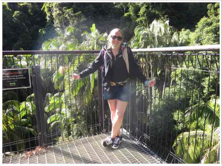 Australia Mount Tamborine Skywalk