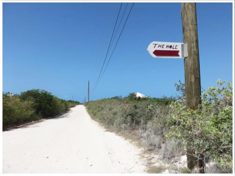 Turks and Caicos The Hole
