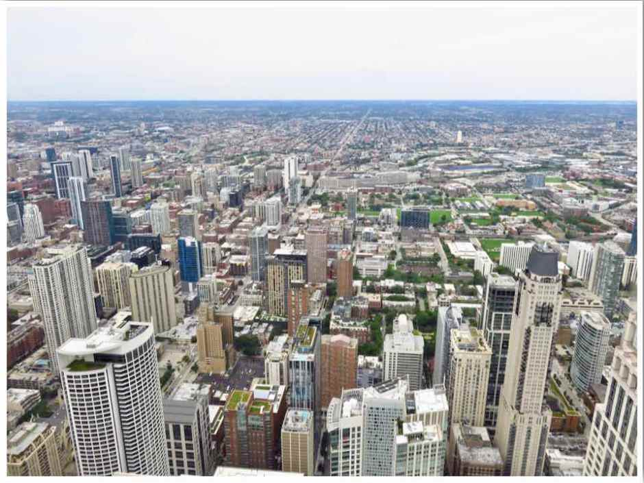 Chicago Skyline Observation Towers