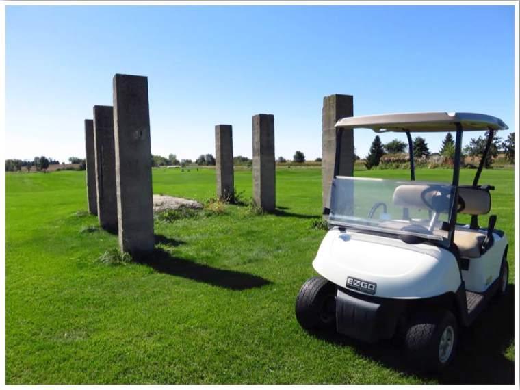 Sheffield IA Ridge Stone Golf Club