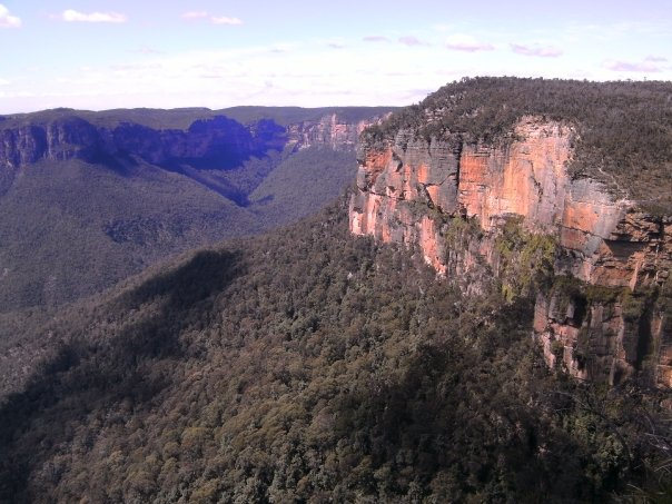 Sydney Blue Mountains Day Trip