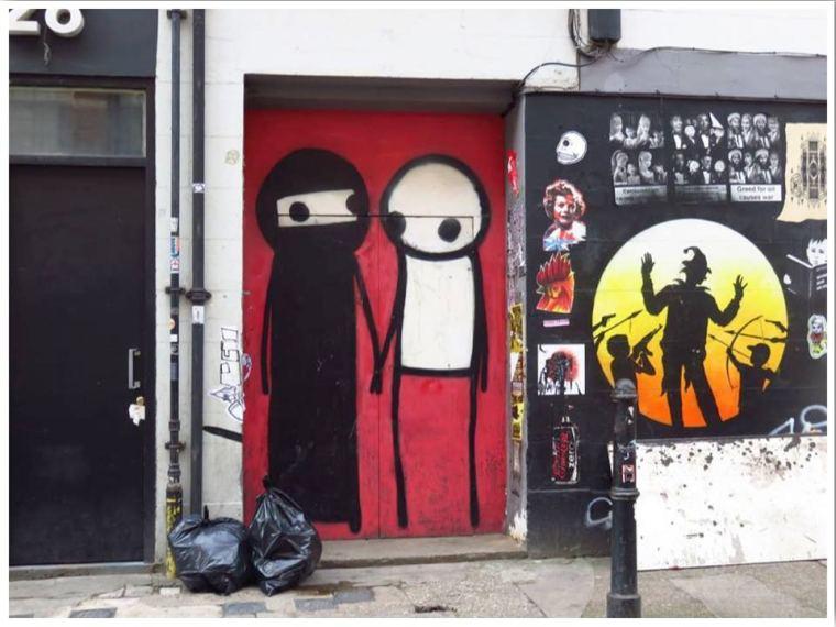 London Brick Lane Street Art