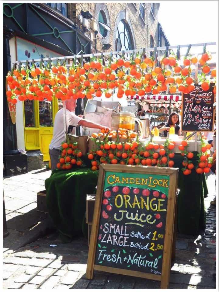 London Camden Markets