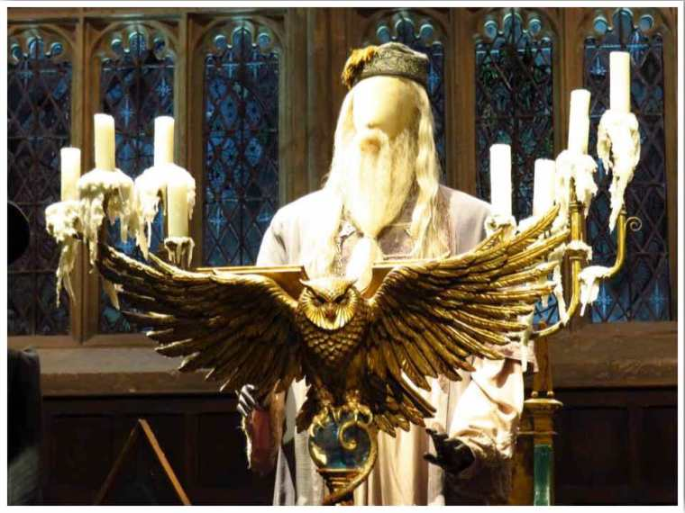 London WB Studio Tour The Making of Harry Potter