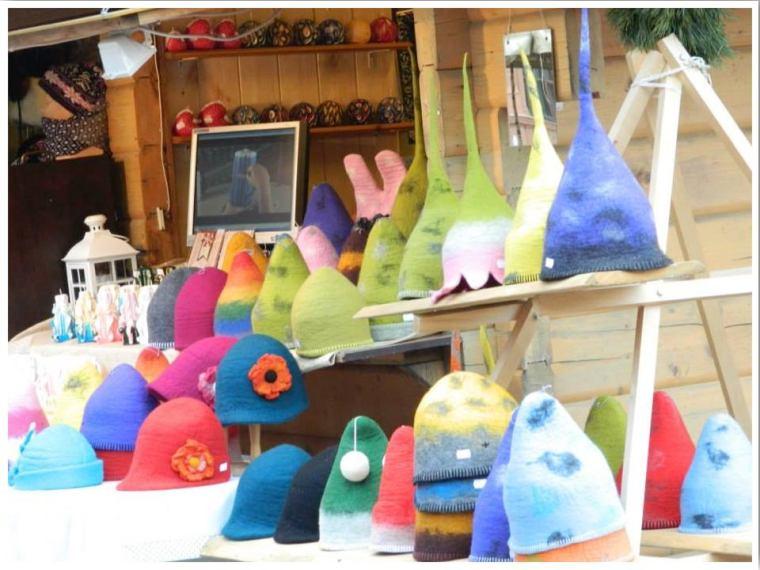 Riga Christmas Market Gifts Latvia