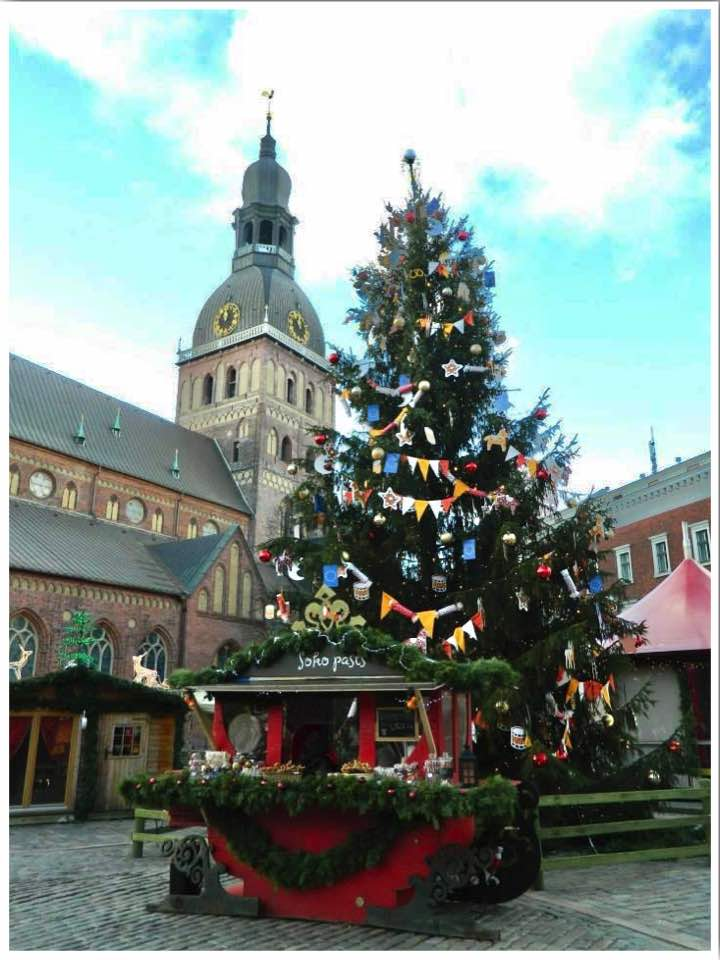 Riga Christmas Markets Riga Cathedral