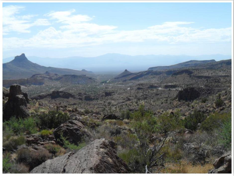 Sitgreaves Pass Arizona Route 66
