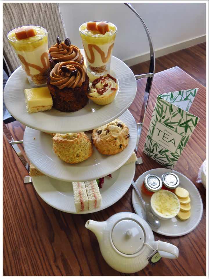 Afternoon Tea Essex Perrywood Tiptree