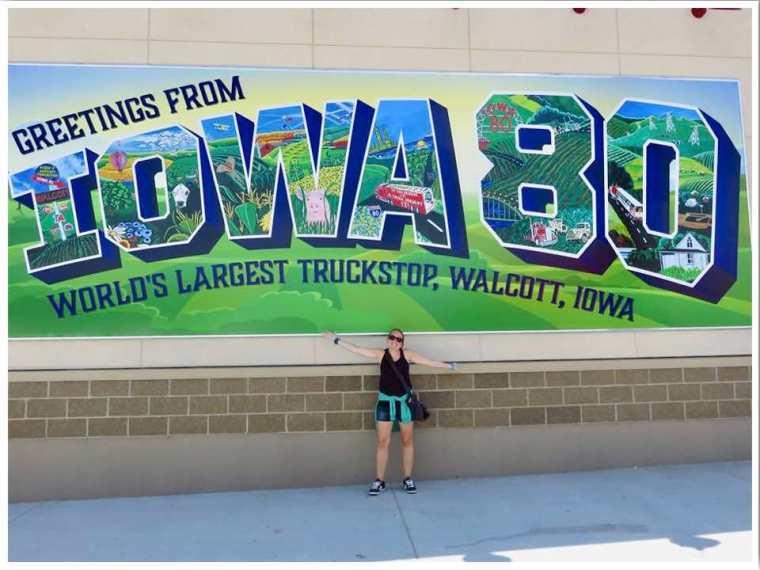 Iowa Facts - Iowa 80 Truckstop