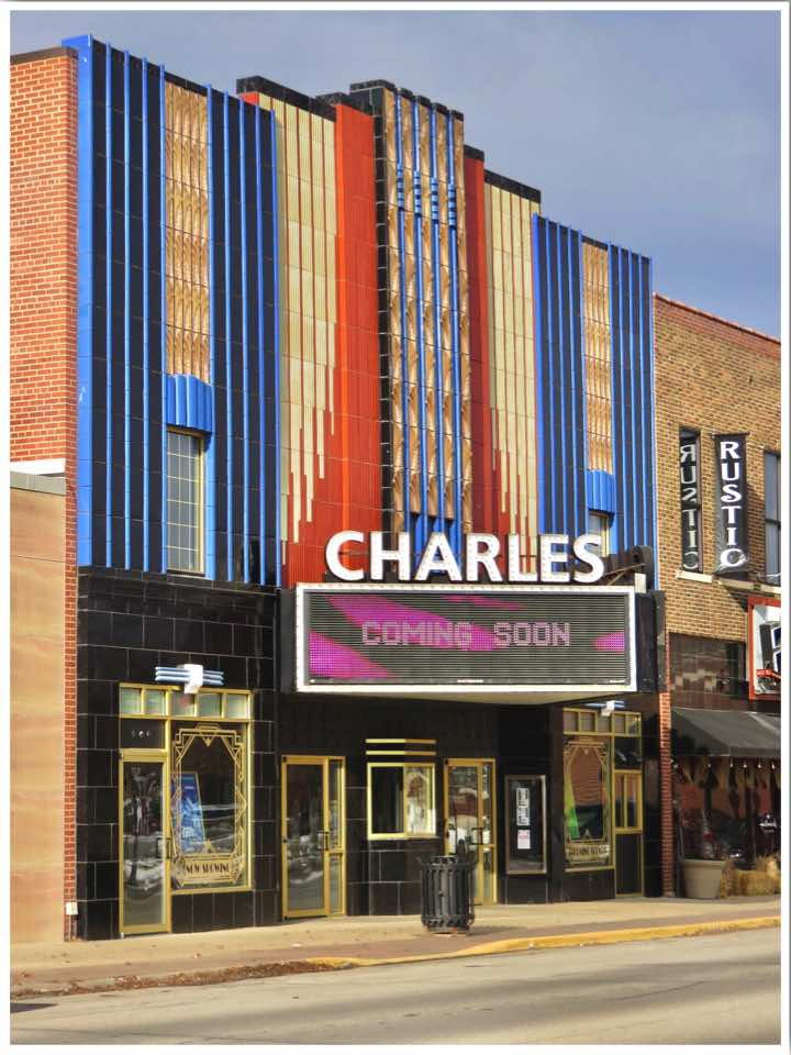 Charles City Theater