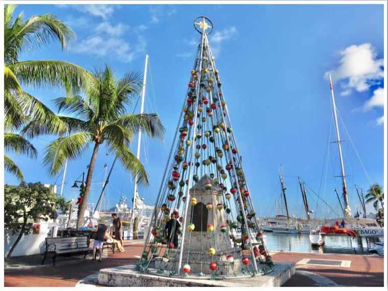 Key West in December