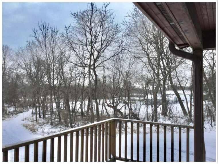Red Cedar Lodge Cabin Rental in Iowa