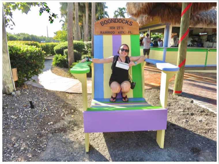Marathon To Key West MM 27.5 Boondocks