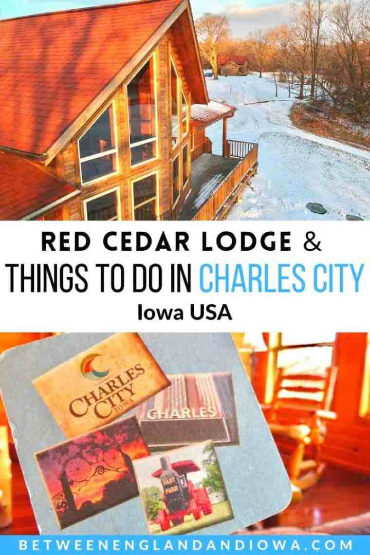 Red Cedar Lodge and Things To Do In Charles City Iowa