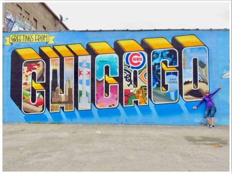 Chicago Murals California CTA