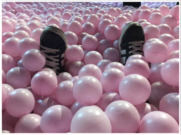 What to wear to a ball pit