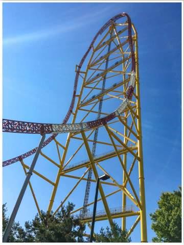 Cedar Point Ohio Flo