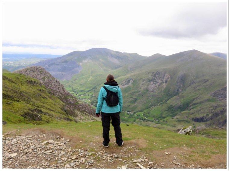 Llanberis Path Snowdon Walking Routes